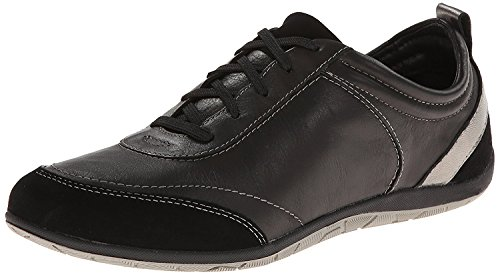 fb2798213813 Vionic Womens Willa Sleek Leather Casual Walker Trainer