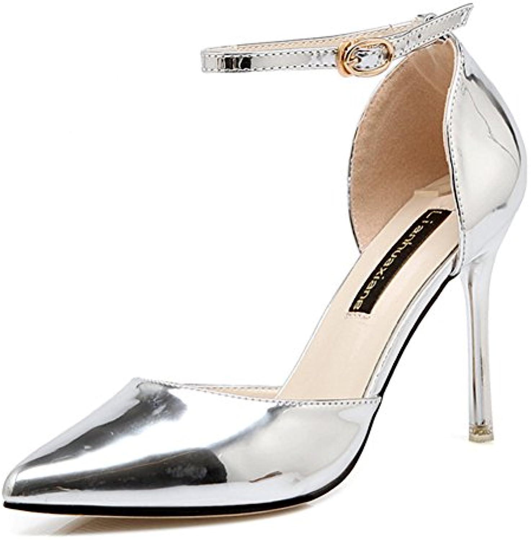 aisun femmes est délicat cheville l'orteil pointu des sandales chaussures de chaussures sandales b074n8z8k7 parent c67114