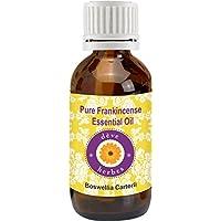 Pure Frankincense Essential Oil 30ml (Boswellia carterii) 100% Natural Therapeutic Grade (1.01 0z)