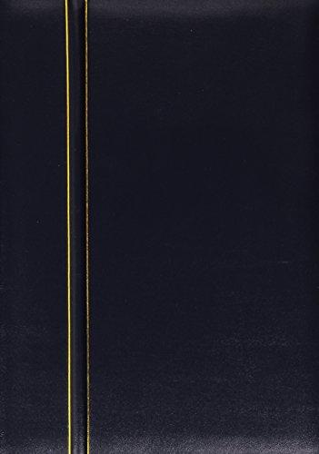 Leuchtturm 323576 Vielzweckalbum Multi für Postkarten, Briefe FDC, Fotos, blau