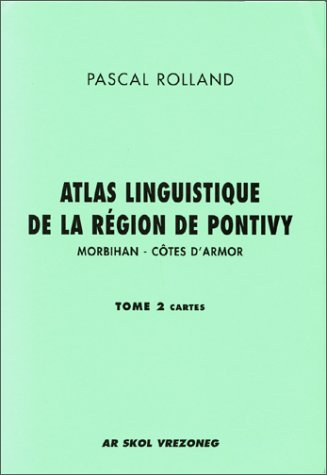 Atlas linguistique de la région de Pontivy