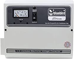 BLUEBIRD 5KVA 170-280V AUTOMATIC VOLTAGE STABILIZER COPPER WOUNDED