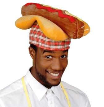 Hot Dog Hat (Mütze/Hut) ()