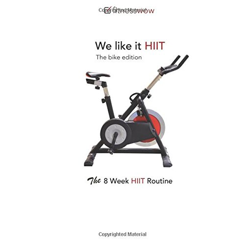 b722705afb7 We like it HIIT - The Bike Edition: HIIT Watt Bike spin spinning cycle  cycling bicycle group cycling low impact exercise workout plan workout  planner . ...