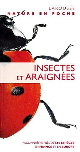 Insectes et araignées - nouvelle présentation par Collectif