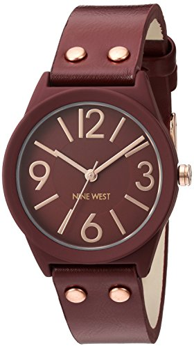 nine-west-damen-armbanduhr-nw-1932rdrg