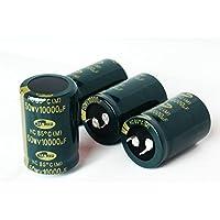 N.4 Condensatori Elettrolitici 50V 10.000 uF