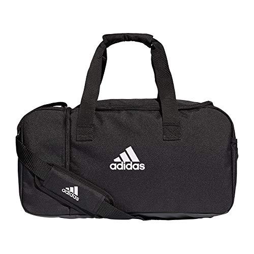 adidas Tiro, Borsa Sportiva Unisex-Adulto, Nero (Black/White), 25x25x50 Centimeters (W x H x L)