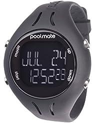Swimovate Pool Mate 2Swim montre–Noir