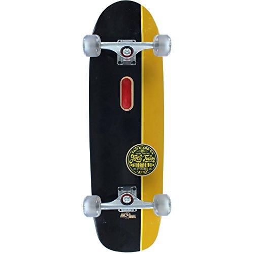 sector-9-tudor-pro-negro-oro-longboard-completo