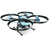 trendy planets® UDI U818A Plus Discovery 2 FPV Quadcopter Upgraded / 720P HD 120 Grad Weitwinkel Kamera / Anti Shake Funktion/ 15 Min Flugzeit / 4.5 Kanal 2.4 Ghz / Headless + Return-Home Funktion