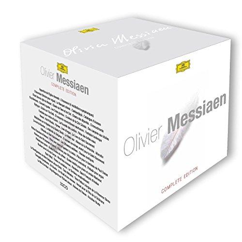 messiaen-complete-edition-coffret-32-cd