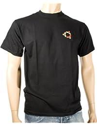 T-Shirt de comercio justo-Bio - Linux Ubuntu, color , tamaño M