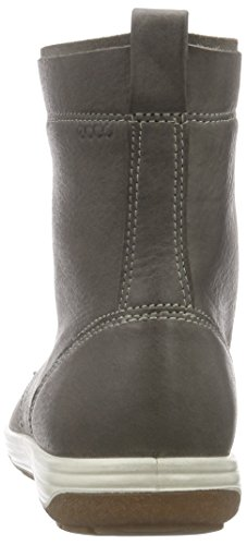 Ecco Ecco Chase Ii, Bottes Chukka Femme Gris (warm Grey/whisky/warm Grey)