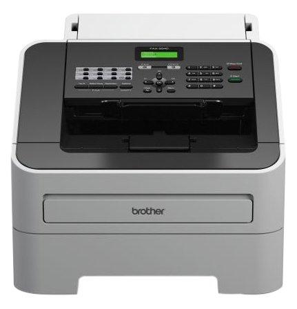 fax brother Brother FAX-2940 Laser-Faxgerät, grau/schwarz