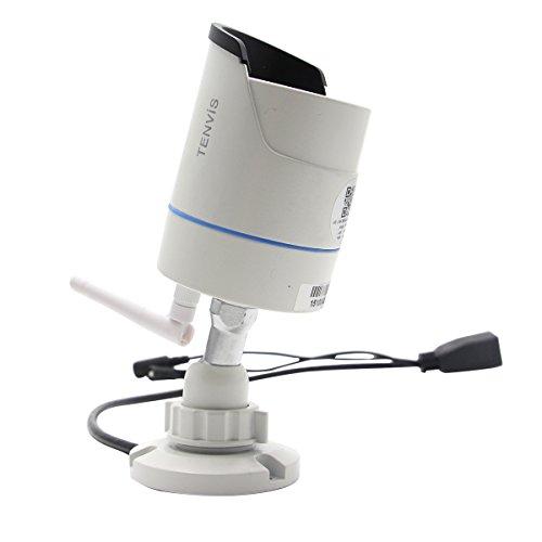 Telecamera IP HD 720p, Wi-Fi, con visione notturna, Tenvis TH692