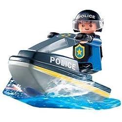 Playmobil SWAT Jet Ski Racer Set