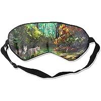 Amazing World Wolves And Dragon Painting 99% Eyeshade Blinders Sleeping Eye Patch Eye Mask Blindfold For Travel... preisvergleich bei billige-tabletten.eu