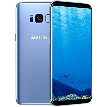 Samsung Galaxy S8 Smartphone, Coral Blue, 64 GB Espandibili [Marchio Vodafone]