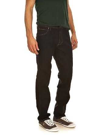 Jeans Arizona Stretch Nocturnal Blue Wrangler W33 L36 Homme