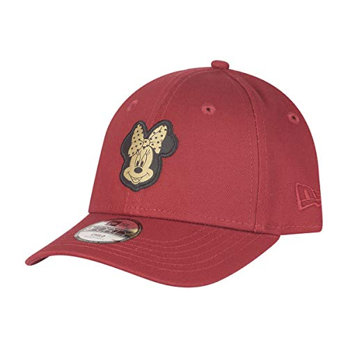 New Era Minnie Mouse Character 9Forty Cap Youth Jugendliche (New Era-mütze 7 3 4)