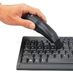 Shot Case - Mini aspirateur USB pour MSI PC & Mac Nettoyer Clavier Portable Ordinateur Noir
