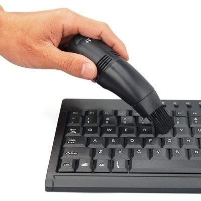 Shot Case Accessoire-14816 Mini-USB-Staubsauger für MSI/PC/Mac schwarz