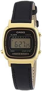 Casio Collection Unisex Watch LA-670WEGL-1EF