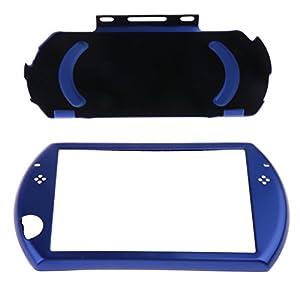 Sharplace Aluminium Protektor Gamepad Schutzhülle Schutz Gehäuse Controller Schutzcase für Sony Playstation PSP Go Game Konsole Videospiel Zubehör
