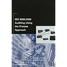 ISO 9000: 2000 Auditing Using the Process Approach by David Hoyle (2002-08-14)