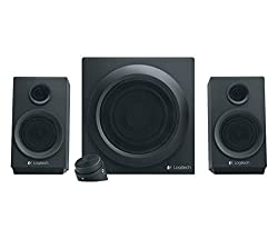 Logitech Z333 2.1 Lautsprecher System für PC (40 Watt)