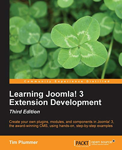 Learning Joomla! 3 Extension Development-Third Edition (English Edition)