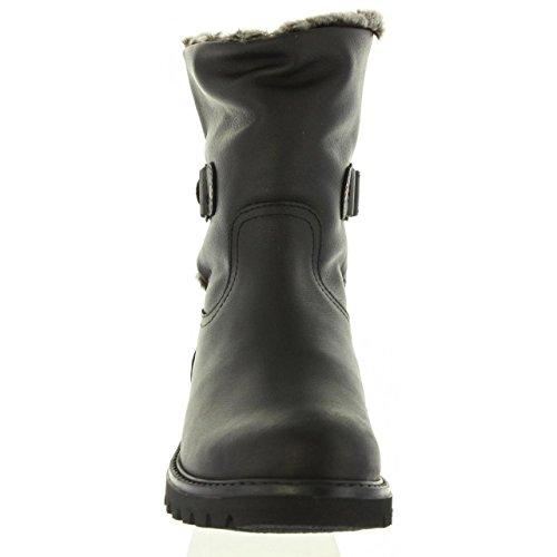 Bottes Pour Femme Panama Jack Felia B25 Napa Grass Negro Noir