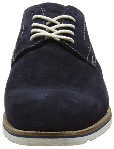 Rockport Jazz Drive Plain Toe, Derby homme Bleu - Blau (NEW DRESS BLUES)