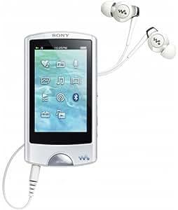 Sony Walkman NWZ-A865W Walkman MP3-/Video-Player (16GB, 7,1 cm (2,8 Zoll) Touchscreen, USB, Bluetooth, FM-Tuner) weiß