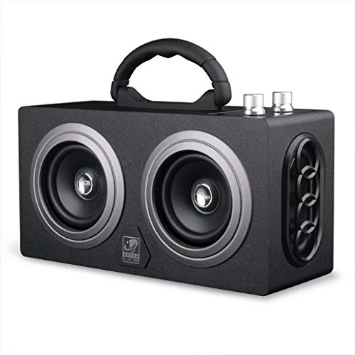 PM-Speaker Drahtlose Bluetooth Karte Mini-Lautsprecher Square Dance Tragbare Tragbare Auto Outdoor Radio Subwoofer