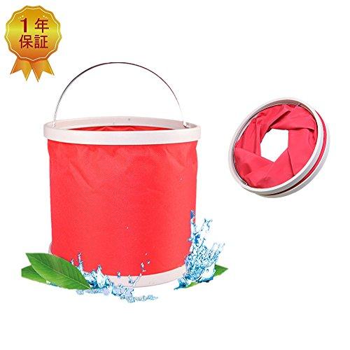 Plegable Cubo portátil agua Pesca Multiuso fácil de transportar Cubo de agua para lavado de autos Apto para acampar Camping Lavado Car