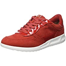 huge discount a4cfa d7c41 Suchergebnis auf Amazon.de für: Tamaris Sneakers rot ...