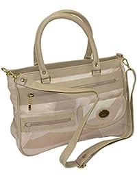 Damen Patchwork Handtasche Vintage Tasche mit zusätzlichem verlängerbaren Henkel Henkeltasche Shopper Schultertasche Umhängetasche DH0005