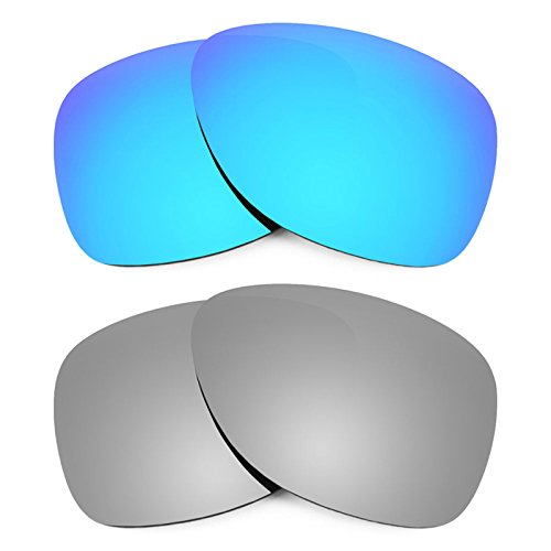 Revant Ersatzlinsen für Oakley Dispatch 2 Polarisiert 2 Paar Kombipack K004