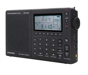 Eton Global Traveler AM/FM/SSB/RDS Radio - Black