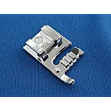 Rajesh 3 Way Cording Snap-On Foot For All Automatic Sewing Machine (Singer/Usha/Brother/Rajesh) Except For Usha Prima Stitch
