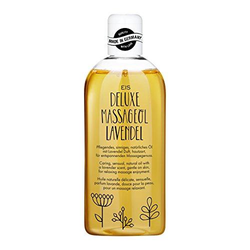 Deluxe Massageöl von EIS | Erotisches Massage Öl | Kokos Aroma | 250 ml