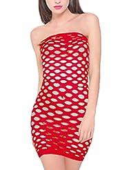 Oubang La ropa interior atractiva de las mujeres ahueca hacia fuera la ropa interior atractiva de la ropa interior de la red