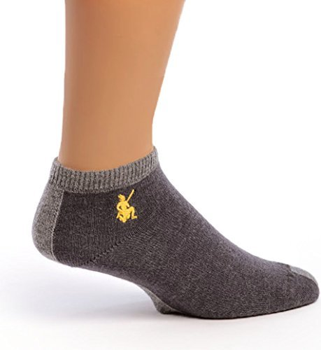WARRIOR ALPACA SOCKS - Damen Sport Light Mini Crew Alpakawolle Socken -  mehrfarbig -  Medium -