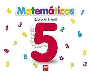 Matemáticas 5. Educación Infantil -
