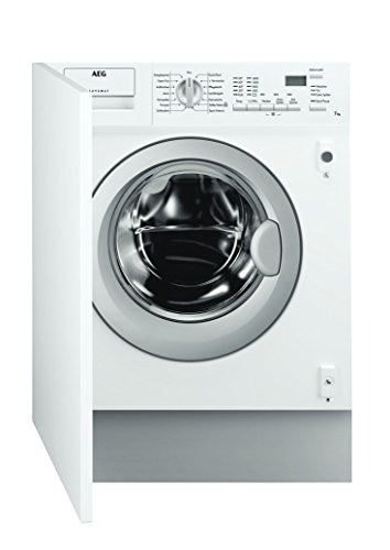 Aeg LAVAMAT 61470 Bi A + + FL/190 kWh/Year/1400 UpM/7 kg/Washing Machine 10400 L Year/Dutch/Aqua/White