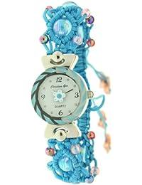 Reloj Christian Gar Reloj Señora Wr Correa de Nylon Azul