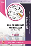 CTET /TET - English Language & Pedagogy (for Class I-VIII)