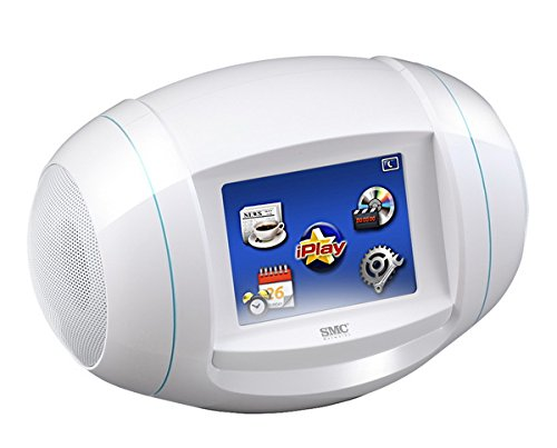 SMC INFOTAINMENT WIFI ROUTER 150 MBPS(USB PORT FOR 3G DONGLE,3.5inch touch screen,inbuilt fm,inbuilt speakers,alaram,calendar,clock,video playback,audio playback)